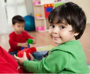 iBeacon室内定位+穿戴式设备打造智慧幼儿园